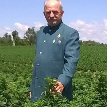 Don Land, Co-Founder, Chairman of the Board, and Tropical Growmaster